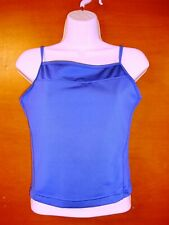 XPG CROSS PERFORMANCE GEAR BLUE SPORTS TOP SIZE 14 - SELLING FOR CHARITY