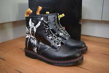 Dr MARTENS 1460 Sxp SEX PISTOLS Vicious Black Backhand Boots UK 5 EU 38 US7 RARE