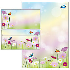 45Blätter Papier A5 6 Löcher Nachfüllpapier für Notizen DIY Journal Malerei Neu
