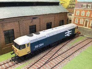 Mainline 00 Gauge Class 56 Diesel Loco 56084 BR Blue Livery 937044. See Des. (s)