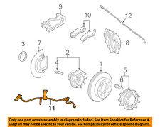 GM OEM Front Brake-Flex Hose 15921147