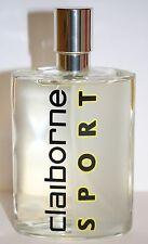 Claiborne Sport By Claiborne (Unbox) For Men Cologne Spray 3.4/3.3 oz New No Box
