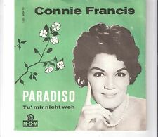 CONNIE FRANCIS - Paradiso         ***NO - Press***