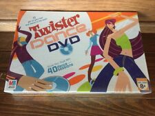 Twister Dance DVD Game Milton Bradley Interactive Games Hasbro NEW Ages 8+ Board