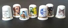 Thimbles Set Of Seven