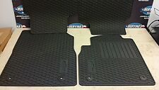 New OEM All Weather Floor Mats (Front & Rear Set) - 2012-2014 Chevrolet Cruze