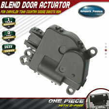HVAC Heater Blend Door Actuator for Chrysler 300 Town & Country Dodge Ram 08-16