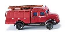 WIKING Modell 1:160/N Feuerwehr TLF16 (Magirus) rot #096139 NEU/OVP