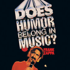 ZAPPA FRANK - DOES HUMOR BELONG IN MUSIC