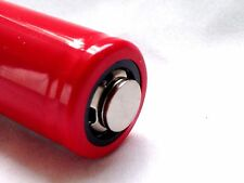 10 Battery Magnet Spacer Convert from Flat to Button Top 18650 18500 18350 26650