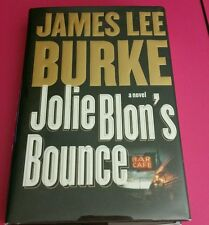Jolie Blon's Bounce James Lee Burke *Signed* First Edition Hardcover Dust Jacket