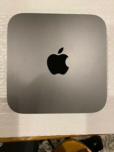 Apple Mac mini Desktop PC Intel i3-8100B Quad Core 32GB 128GB SSD - MRTR2LL/A