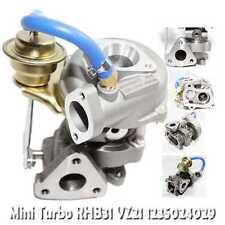 Mini RHB31 VZ21 Turbo for snowmobiles Quads Rhino Motorcycle ATV500-600ccm 100HP