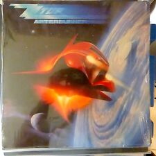 ZZ TOP LP AFTERBURNER 1985 EUROPE EX/VG++