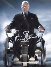 "X-Men photo signed by PATRICK STEWART ""Professor X"", with COA, 8x10"