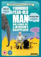 Nuevo The Hundred Year Old Man Who Climbed Out Of The Ventana Y Disappeared DVD