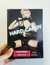 Madonna Hard Candy CD Limited Collectors Edition Candy Box Promo 2008 NEW