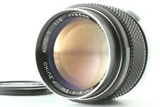 Excellent+++++  Olympus OM-System F Zuiko Auto-T  LENS 85mm F/2  From JAPAN 35