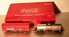Marklin- Lemke  HO:  LC 212234  Coca Cola  Car Set