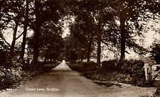 Stretton near Stafford. Crown Lane # 244-5 by TC for J.Gamson, Stretton Stafford
