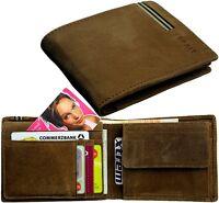 ESPRIT - Herren Geldbörse - Portemonnaie - ARMY - Geldbeutel - Brieftasche - NEU