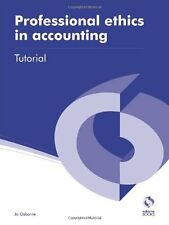 Professional Ethics in Accounting Tutorial (AAT Accounting - Level 3 Diploma i,