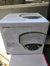 Cámara exterior IP MiniDome Honeywell