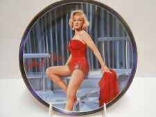 """Bradford Exchange Marilyn Monroe """"Quite a Strudel� 5th Issue Collector Plate"""