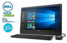 """DELL All in One Computer 20"""" PC Windows 10 500GB 4GB WiFi Webcam (FULLY LOADED)"""