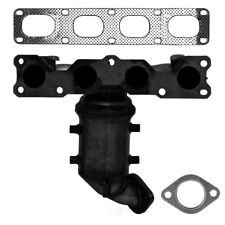 Exhaust Manifold with Integrated Catalytic Converter Front CATCO 1361