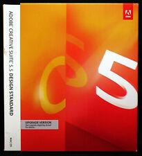 Adobe Creative Suite 5.5 Design Standard for MAC : Upgrade Version - VGC