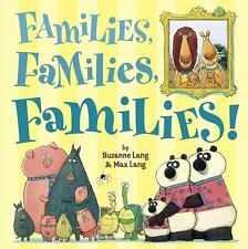 Families, Families, Families!, Lang, Suzanne, Good Condition, Book