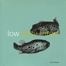 Low/Dirty Three In The Fishtank 7 GOLD VINYL LP Record Store Day RSD slowcore!!!