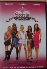Secrets of showgirls   new sealed dvd