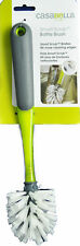 Casabella Smart Scrub Bottle Brush Graphite / Lime