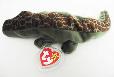 TY BEANIE BABY ALLY 4TH GEN HANG TAG 3RD GEN TUSH TAG PVC 9 ERRORS RETIRED NEW