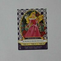 Disney Sorcerers of the Magic Kingdom card #41 Aurora's Rose Petals