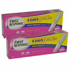 4 First Response Ultra Early Result Pregnancy Test Kits 2 Packs of 2 Tests
