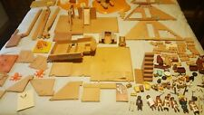 Rare Playmobil 4240 Egyptian Set Pharaoh Pyramid Large 4242 Huge Lot Not complet