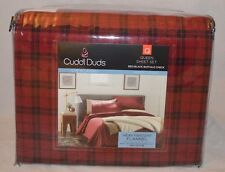 flannel checked sheets & pillowcases | ebay