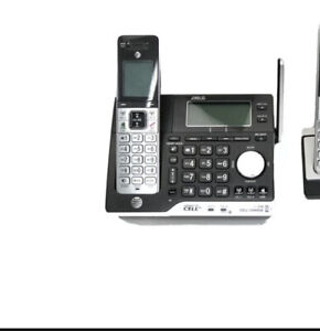 AT&T CLP99573 Handset Cordless Phone with Bluetooth Connect to Cell+ Caller ID
