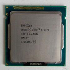 Intel Core i5 3470 CPU 3.2GHZ Quad Core Processor LGA1155