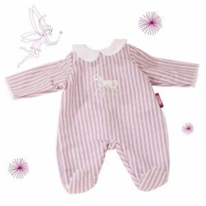 Götz 3402904 Bekleidung für Babypuppen - Strampler Einhorn Gr. M