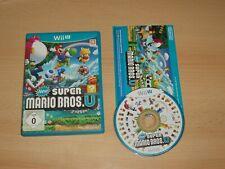 New Super Mario Bros U (Nintendo Wii U) WiiU
