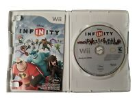 Disney Infinity Wii Game Disc with Manual & Case (Wii, 2006) CIB