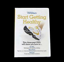 Weight Watchers Momentum - Start Getting Healthy ~ New DVD Video ~ Diet Exercise