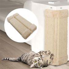 Kitten Corner Sisal Wall Scratcher Cats Hanging Cat Scratching Post Board