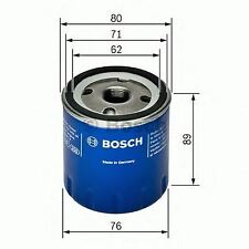 NEW ENGINE OIL FILTER BOSCH OE QUALITY REPLACEMENT 0451103261