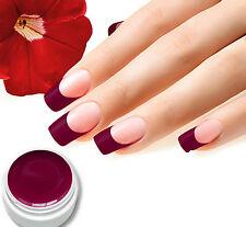 "5ml UV Farbgel ""Himbeere - Rot""Nr.19  Colorgel,Studioqualität von BC-Top-Nails"