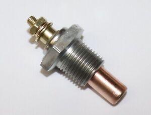 12V Oil Temp Probe, Piper, Mooney, 362-CR, 550-487, 880009-501 - Priced at Used!